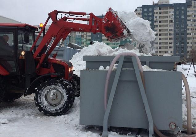 Преимущества снегоплавилок по сравнению с вывозом снега