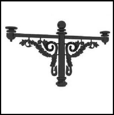 Декоративный кронштейн