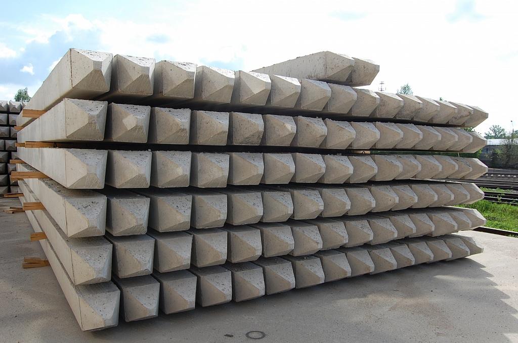Железобетонные сваи для фундаментов ВЛ 35-500 кВ